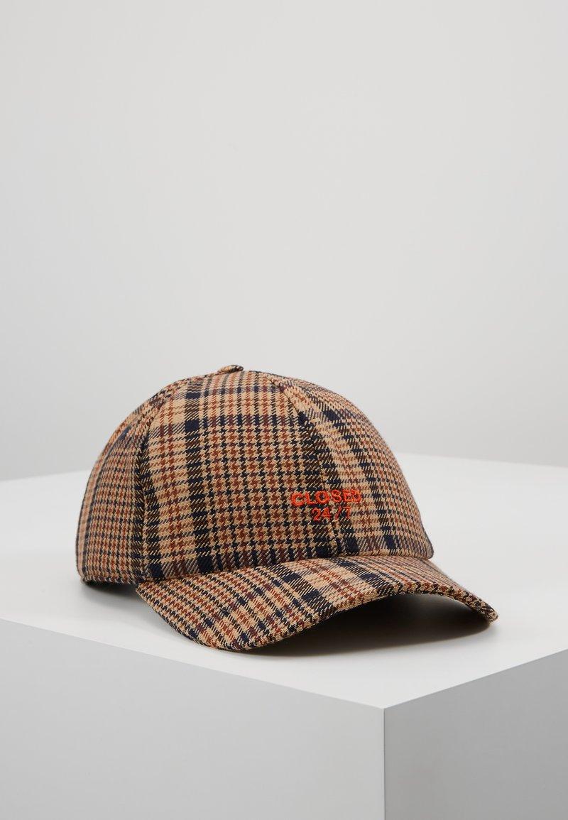 CLOSED - Keps - fox brown