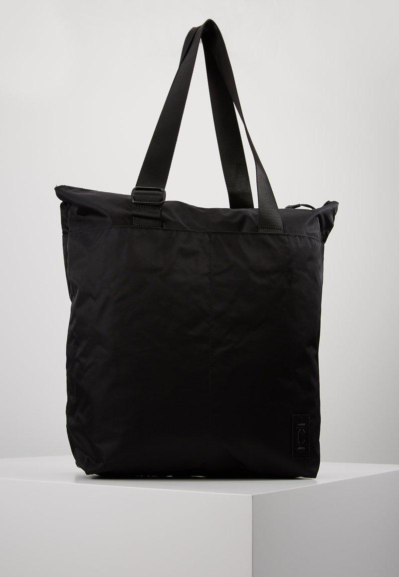 CLOSED - Tote bag - black