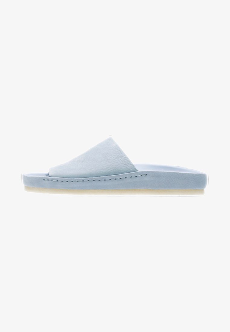 Clarks Originals - Slippers - light blue