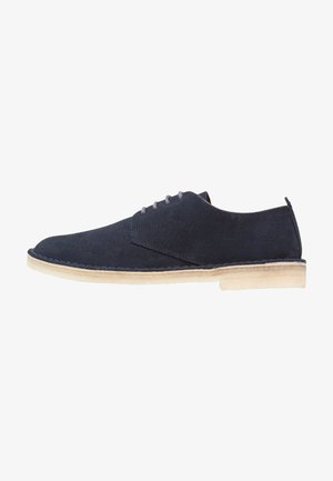 DESERT LONDON - Zapatos con cordones - midnight