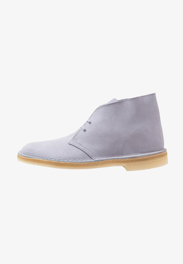 DESERT - Casual lace-ups - cool blue