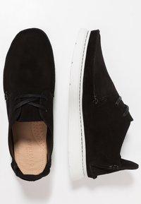 Clarks Originals - SEVEN - Casual lace-ups - black - 1
