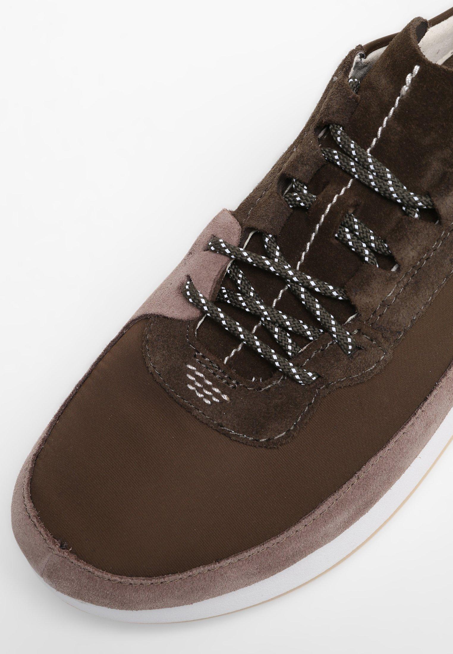 Clarks Originals Kiowa Pace - Sneakers Laag Green Goedkope Schoenen