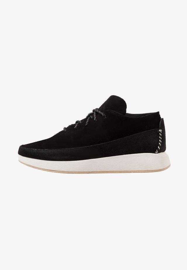 KIOWA SPORT - Sneakersy niskie - black