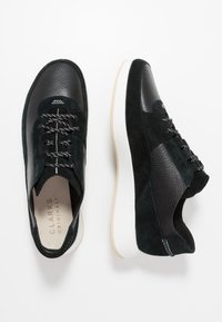 Clarks Originals - KIOWA PACE - Sneakers - black - 1