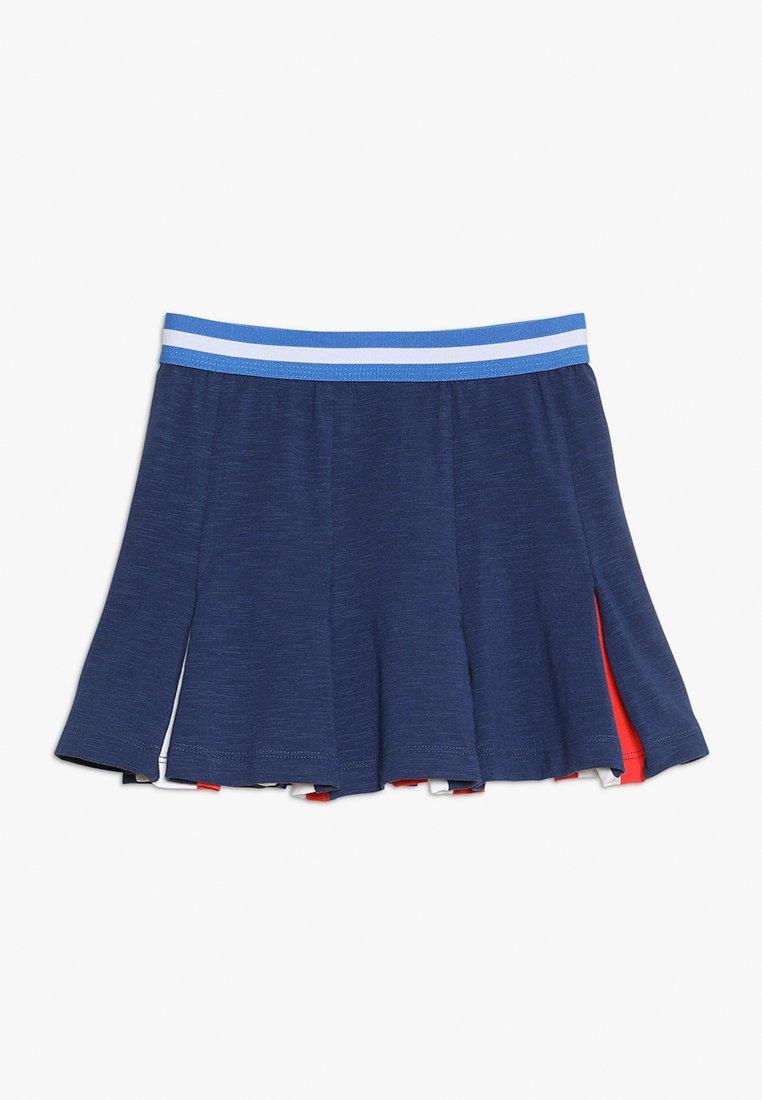 Claesen's - GIRLS SKIRT - Pleated skirt - navy