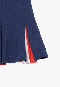 Claesen's - GIRLS SKIRT - Pleated skirt - navy - 4