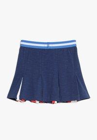 Claesen's - GIRLS SKIRT - Pleated skirt - navy - 1