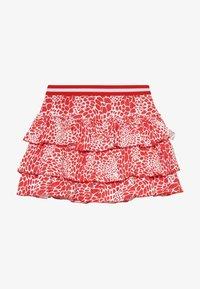 Claesen's - GIRLS SKIRT - Mini skirt - red - 2