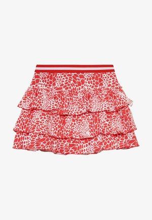 GIRLS SKIRT - Minirock - red