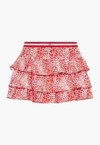 Claesen's - GIRLS SKIRT - Mini skirt - red - 1