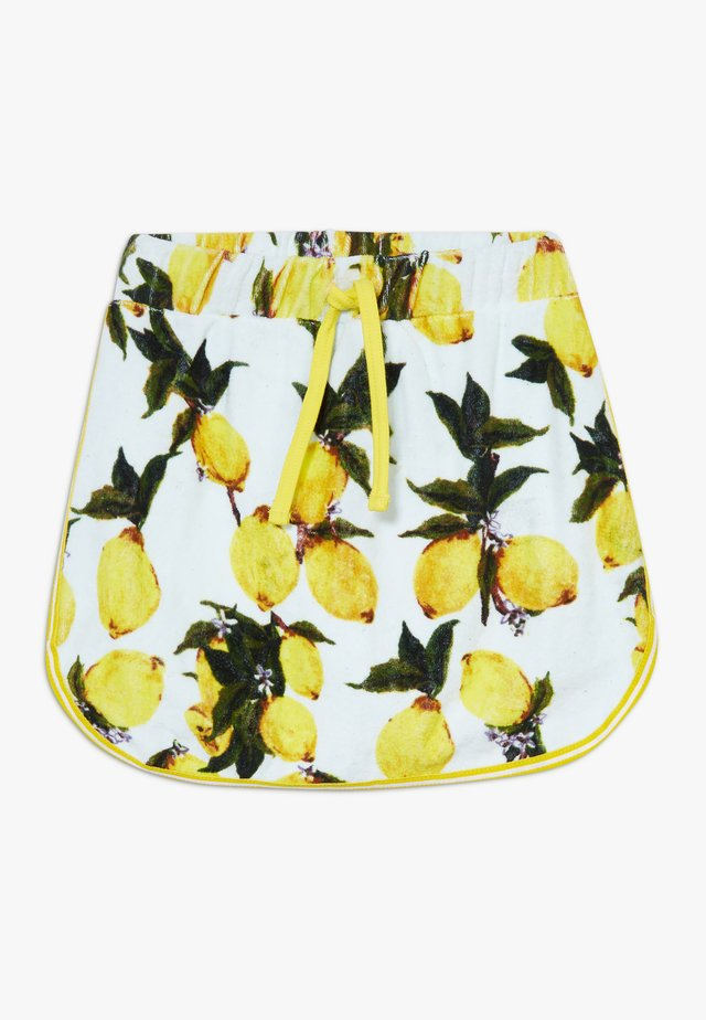 GIRLS SKORT - Mini skirts  - lemon