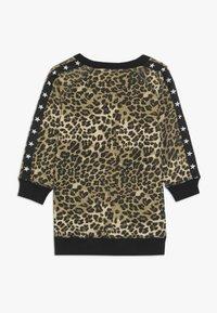 Claesen's - DRESS - Day dress - brown panther - 1