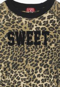 Claesen's - DRESS - Day dress - brown panther - 4