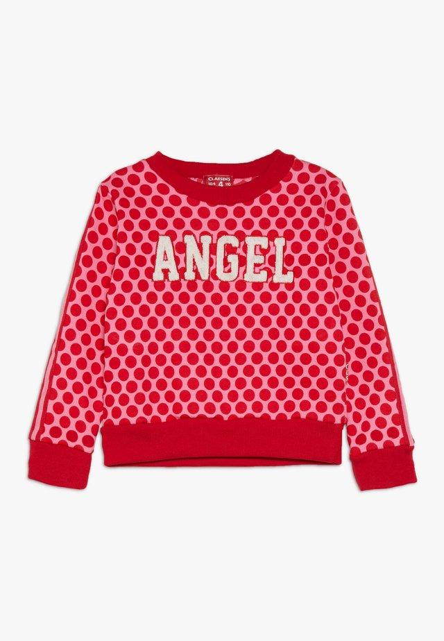 SWEATER - Sweatshirts - pink