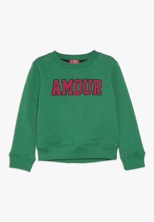 SWEATER - Sweatshirt - green