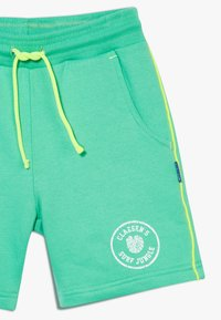 Claesen's - BOYS  - Tracksuit bottoms - green - 2