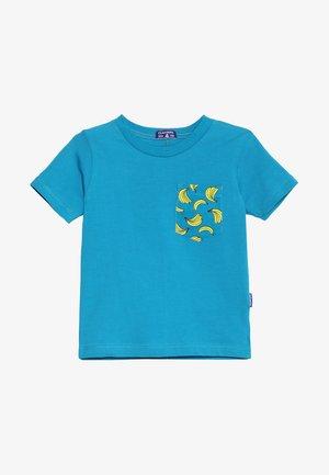 BOYS  - T-shirt print - blue
