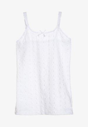 Camiseta interior - white