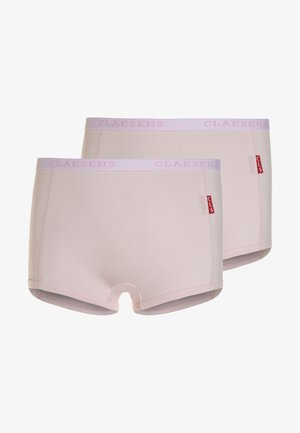 GIRLS 2 PACK - Boxerky - pink