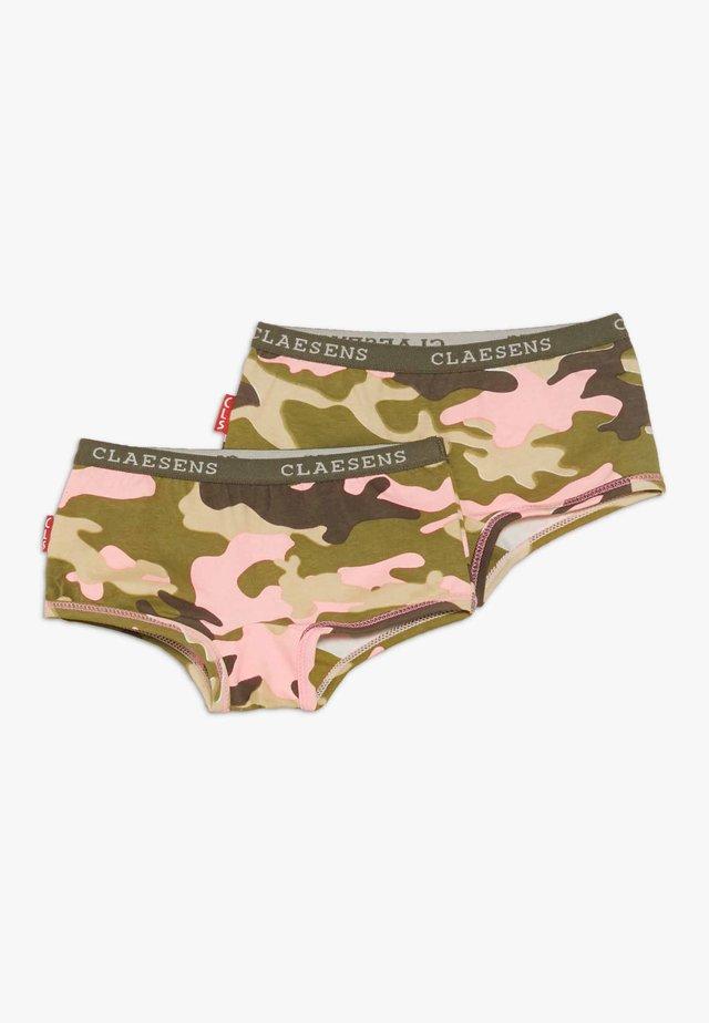 GIRLS BOXER 2 PACK - Underkläder - multi-coloured
