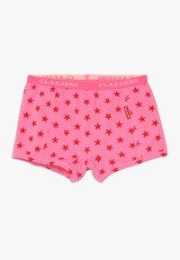 Claesen's - GIRLS BOXER 3 PACK - Panties - red - 2