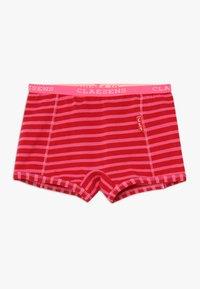 Claesen's - GIRLS BOXER 3 PACK - Panties - red - 3