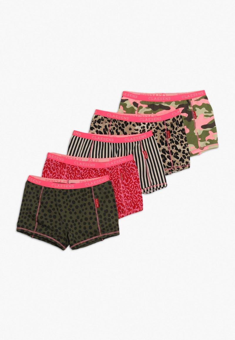 Claesen's - GIRLS BOXER 5 PACK - Pants - multi