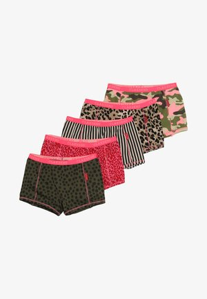 GIRLS BOXER 5 PACK - Boxerky - multi