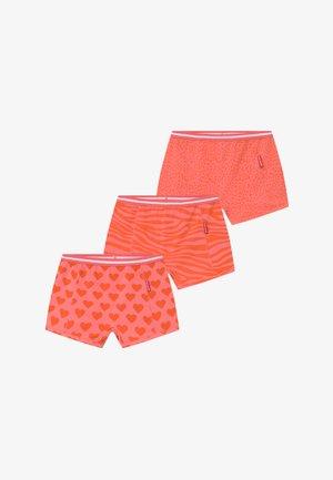 GIRLS BOXER 3 PACK  - Boxerky - orange