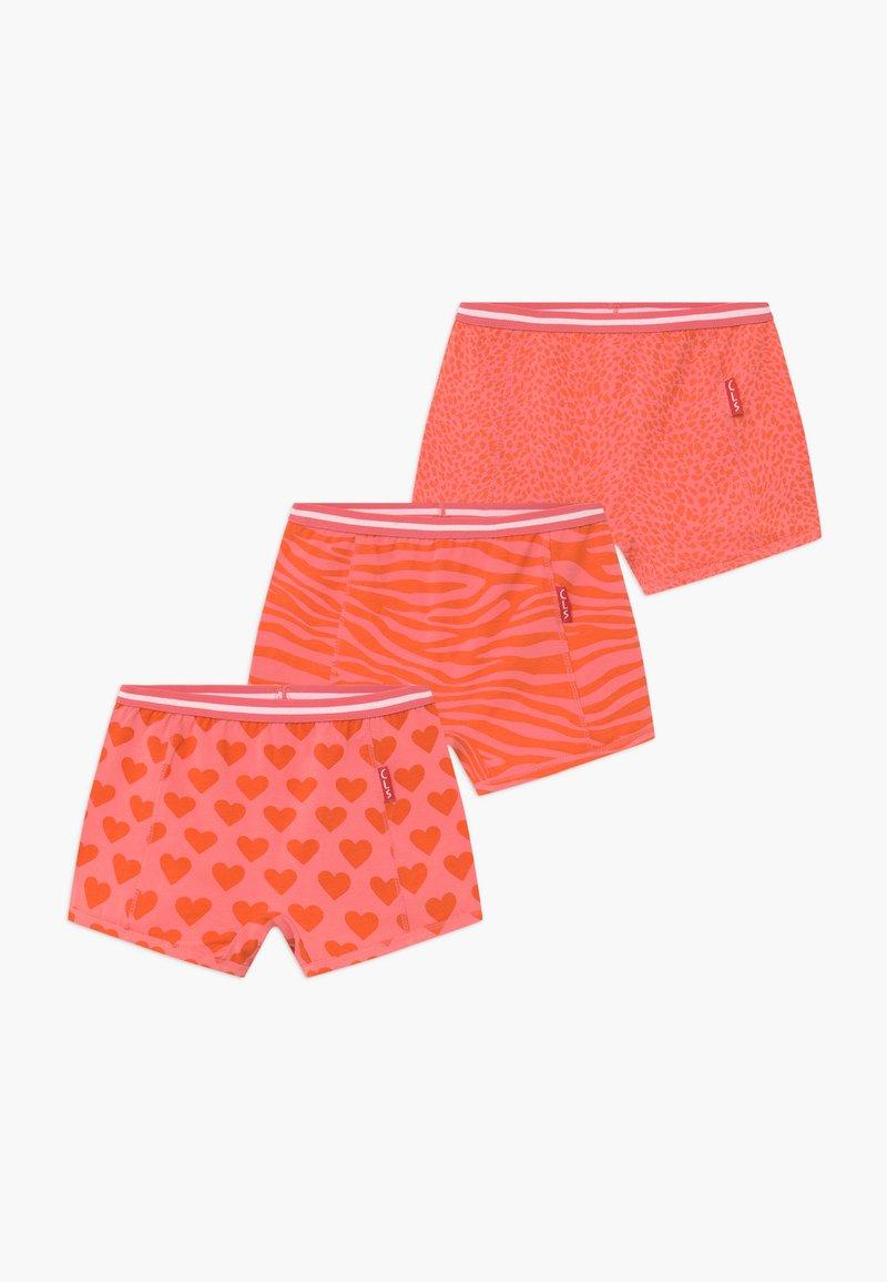 Claesen's - GIRLS BOXER 3 PACK  - Boxerky - orange