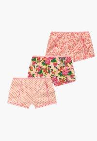 Claesen's - GIRLS BOXER 3 PACK  - Pants - pink - 0