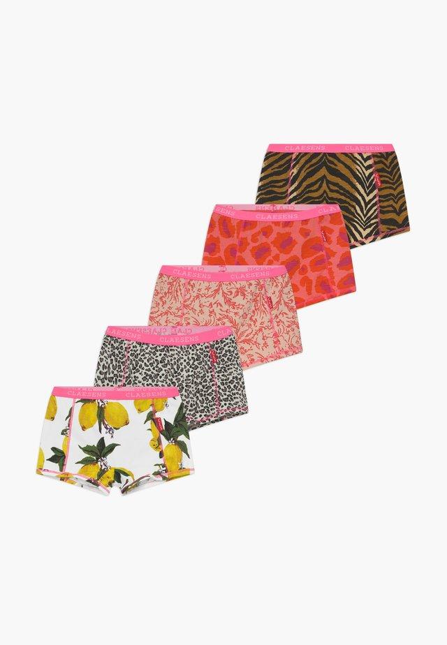 GIRLS BOXER  5 PACK  - Bokserit - multi-coloured