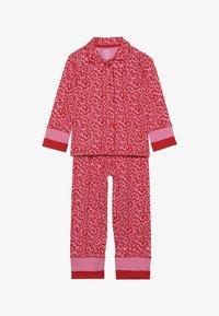 Claesen's - GIRLS PYJAMA - Pyjama set - pink - 4