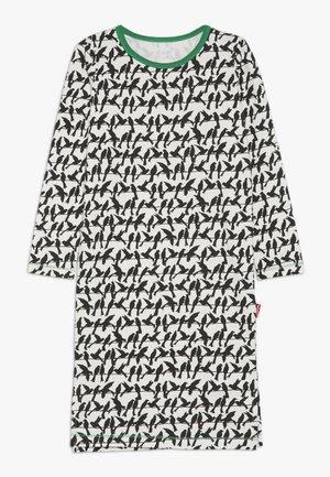 GIRLS TSHIRT DRESS - Chemise de nuit / Nuisette - black
