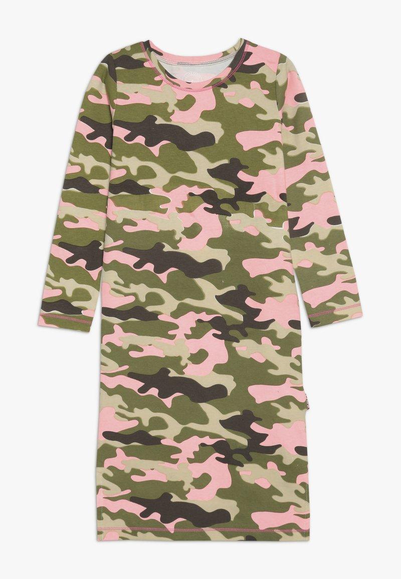 Claesen's - GIRLS TSHIRT DRESS - Camisón - multi-coloured