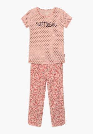 GIRLS - Pijama - asian dots