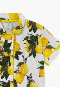 Claesen's - GIRLS - Pijama - lemon - 4