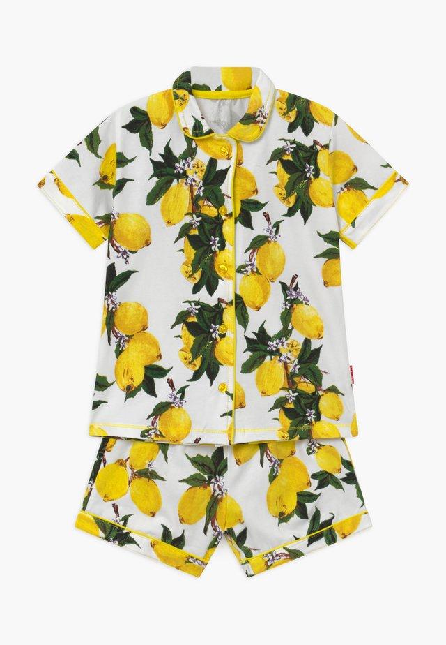 GIRLS - Pyjamas - lemon