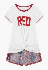 Claesen's - Pijama - white/multi-coloured - 0
