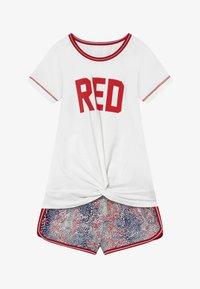 Claesen's - Pijama - white/multi-coloured - 3