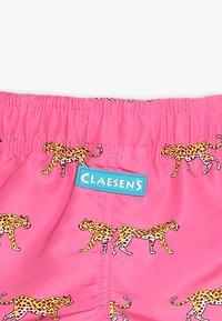 Claesen's - SWIMSHORT - Badeshorts - pink - 2