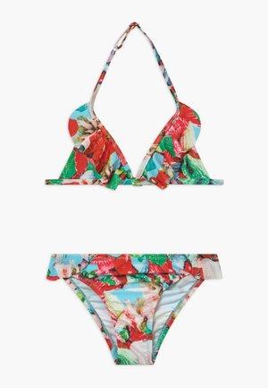 GIRLS - Bikini - coral