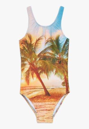 GIRLS SWIMSUIT - Swimsuit - multi-coloured