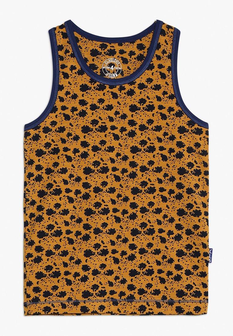 Claesen's - BOYS SINGLET - Unterhemd/-shirt - curry