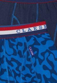 Claesen's - BOXER 2 Pack - Pants - blue - 4