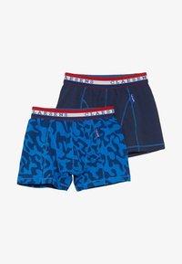 Claesen's - BOXER 2 Pack - Pants - blue - 3