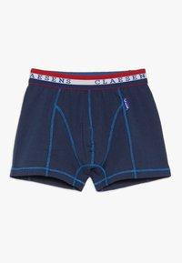 Claesen's - BOXER 2 Pack - Pants - blue - 2