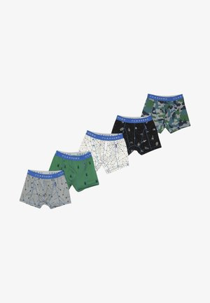 BOXER 5 PACK - Pants - multi-coloured