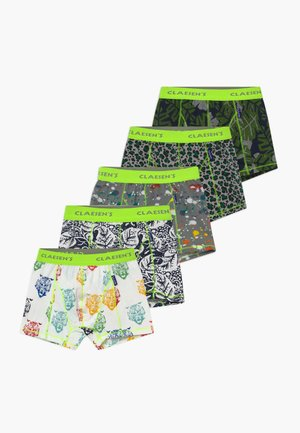 BOYS BOXER 5 PACK - Culotte - multi-coloured